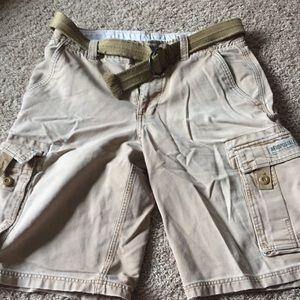 Men's size 30 cargo shorts